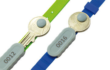 ribondo System RFID für Schwimmbad und Fitness