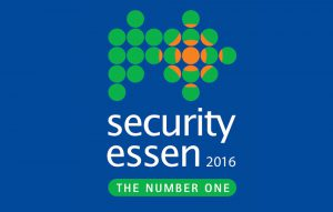 Bild der Messe Security Essen 2016