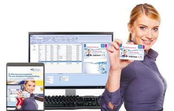 ID.office Ausweismanagement von Mada