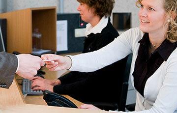 Besuchermanagement Client von Mada