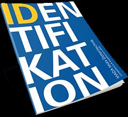 Broschüre zu Identifikationsmedien von Mada