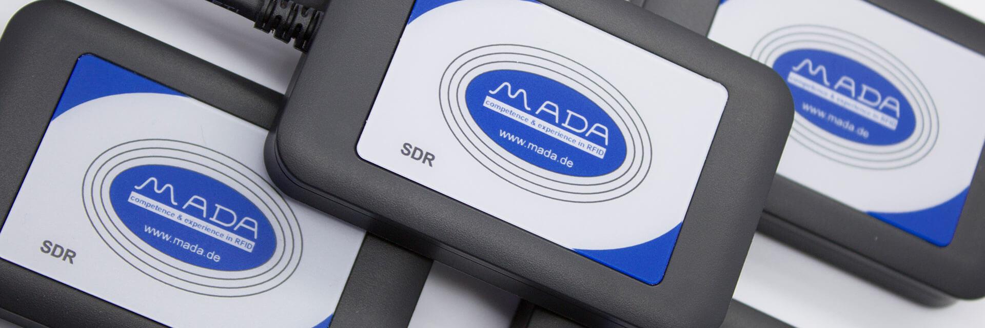 Kartensysteme von Mada