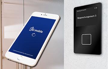 Digitale Ausweiskarte ID.mobile von Mada