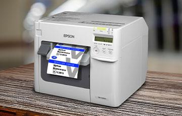 Ausweis-Drucker von Mada